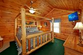 Cabin with King Bedroom suite