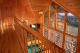 6 Bedroom Cabin Sleeps 16 Over Looking Pool