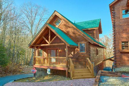 Bearly Ruffin It: 3 Bedroom Wears Valley Cabin Duplex Rental