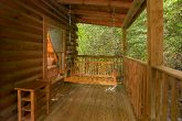 2 Bedroom Cabin with Porch Swing and Decks