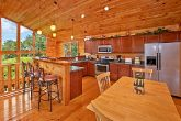 Cabin with Dining Seating for Family