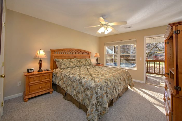 2 Bedroom Vacation Home in Pigeon Forge - Rippling Waters