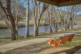 2 Bedroom Cabin on the River Pigeon Forge