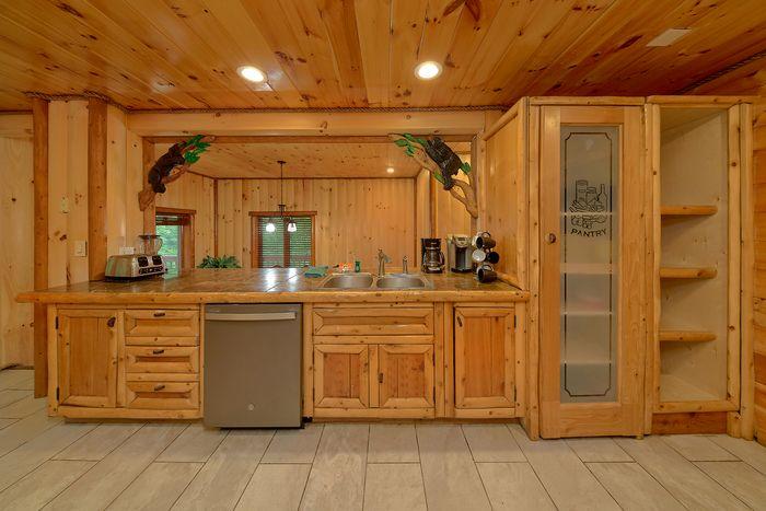 bedroom smoky mountain private pool cabin cabins usa gatlinburg