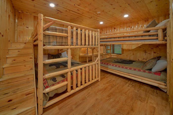 River Adventure Lodge 6 Bedroom All Flat Screen - River Adventure Lodge