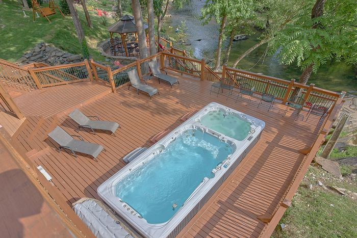 6 Bedroom Smoky Mountain Private Pool Cabin Cabins Usa
