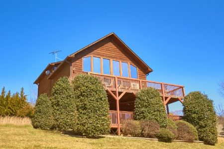Beaver: 3 Bedroom Sevierville Cabin Rental