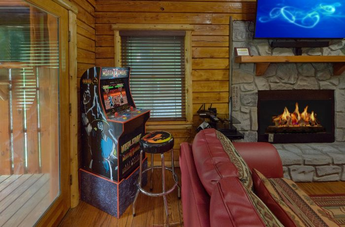 2 Bedroom Cabin Sleeps 6 With Hot Tub - River Edge