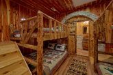 Cabin on the River with Bunk Beds and Game Room