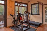 6 Bedroom Cabin with Exercise Room and Games
