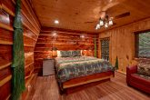 3 Bedroom Cabin with 2 King and Queen Bedroom