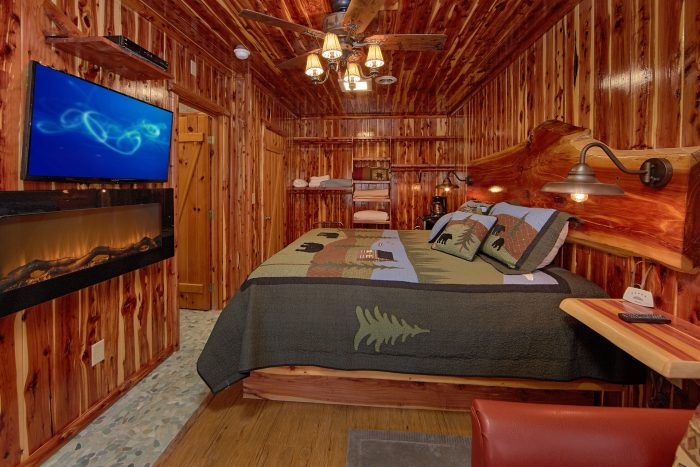 Cabin on the River with private Master Suite - River Pleasures