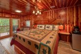 Riverside Cabin with Twin beds and private bath