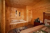 Cabin with Jacuzzi for Two