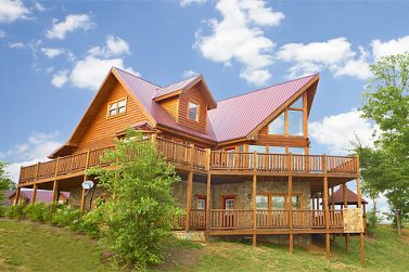 6 bedroom cabins in gatlinburg tn smoky mountains six for 1 bedroom pet friendly cabins in gatlinburg tn