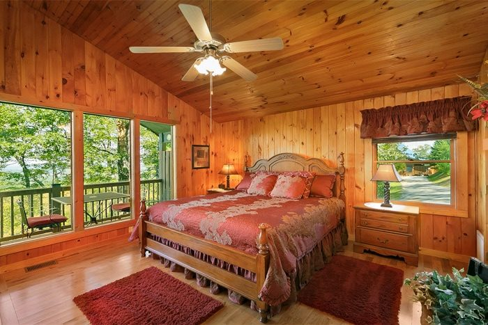 1 Bedroom Cabin with Luxurious Furnishings - Romantic Evenings
