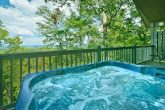 1 Bedroom Cabin with Hot tub, View and Deck