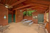 1 Bedroom Cabin with Resort Pool and Picnic Area