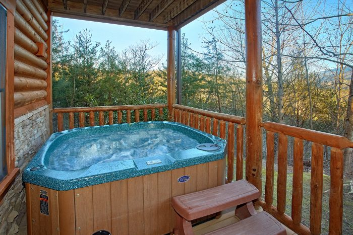 Private Hot Tub with Spectacular Views - Royal Vista