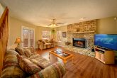 3 Bedroom Gatlinburg Cabin with Fireplace