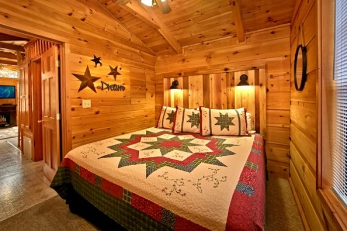 Cabin with private bedroom - Secret Rendezvous
