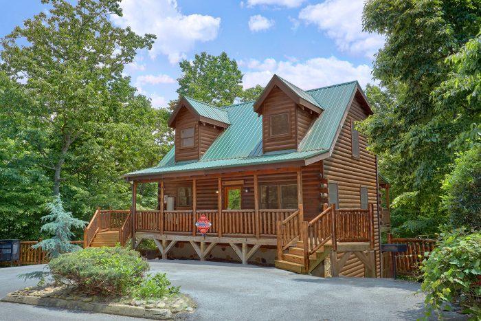 Settlers Ridge Cabin Cabin Rental Photo
