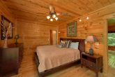 3 Bedroom Cabin with 2 King Beds