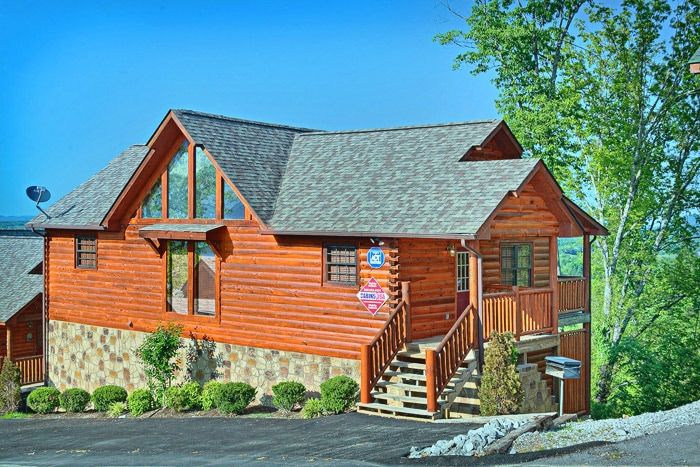 Gatlinburg cabin rental near dollywood - 3 bedroom cabins in gatlinburg tn cheap ...