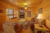 Cabin with Den Area