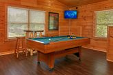 Cabin with Pool Table and Game Room