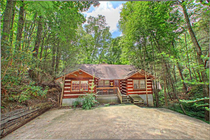 Gatlinburg tennessee cabin for rent smoky mountain high