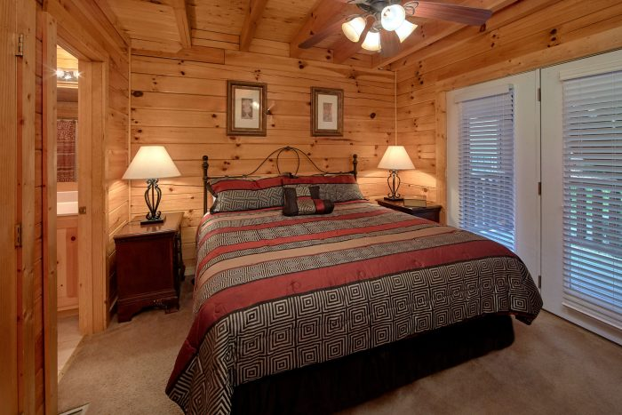 Pigeon Forge Cabin rental with 6 King Beds - Smoky Mountain Lodge