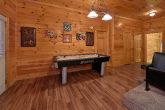 Cabin with Theater Room and Air Hockey Game