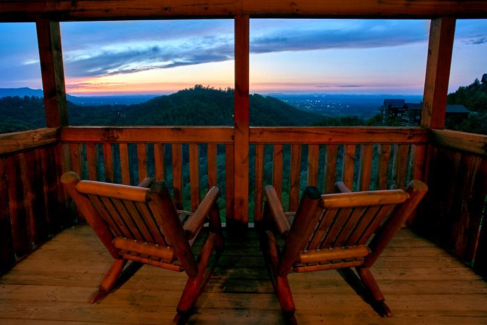 Smoky Mountain Melody Cabin Rental Photo