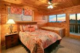 Cabin with queen suite and jacuzzi