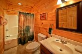 Cabin with 2 baths