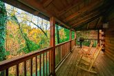 Cabin with Partial Wrap Around Deck