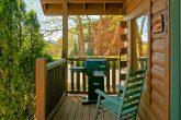 Resort Cabin with 2 Bedrooms, Gas grill and Deck
