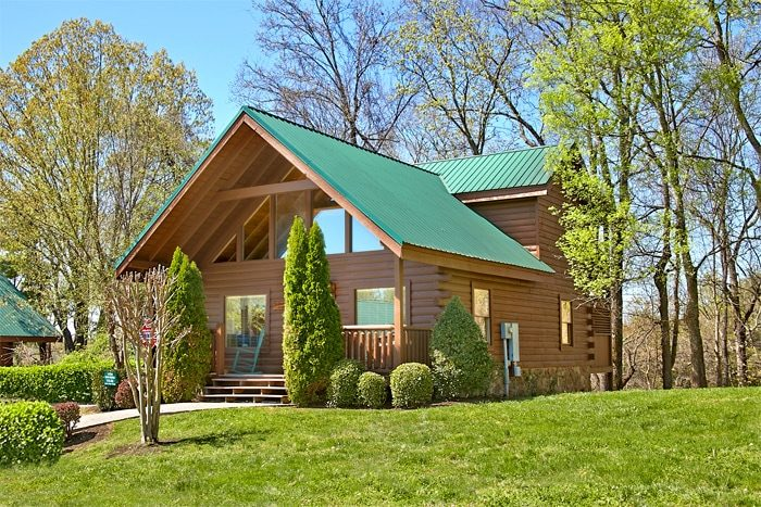 Southern Comfort Cabin Rental Photo