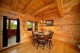 Dining Room Table in Cabin