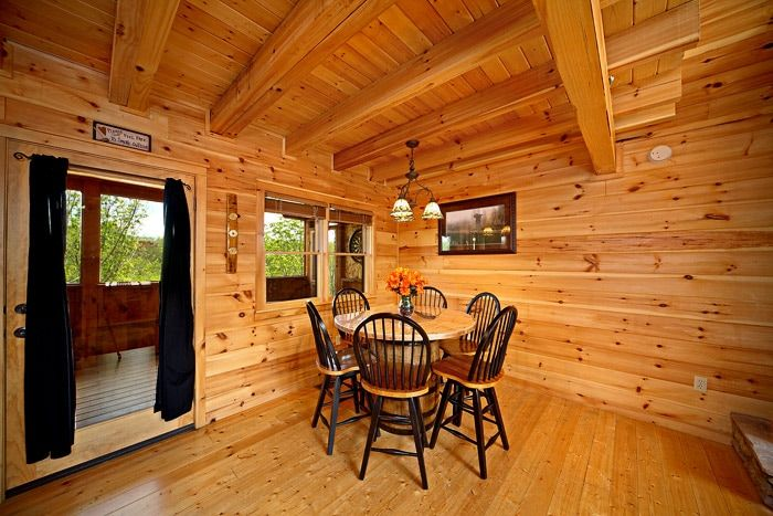 Smoky Mountain Cabin Rental Southern Style Sevierville