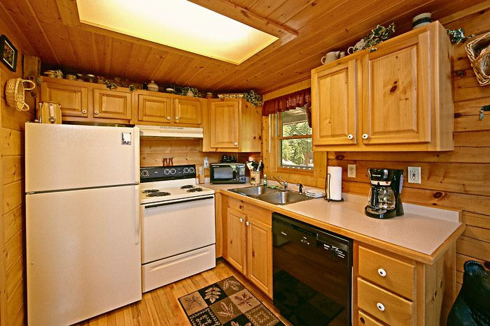Cabin with Fully equipped Kitchen - Spirit of the Valley