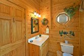 Cabin with Two Bathrooms
