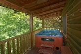 Hot Tub with Wooded View