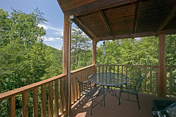 Wooded Views from Cabin - Spirit of the Valley