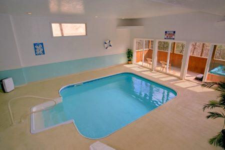 Ms. B Haven: 1 Bedroom Sevierville Cabin Rental