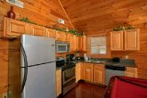 Premium Cabin with Stainless Steel Appliances