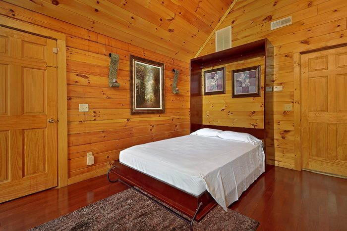 Premium 1 Bedroom with a Hideaway Bed - Splish Splash