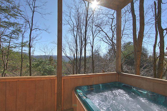 1 Bedroom Cabin with a Private Hot Tub - Splish Splash