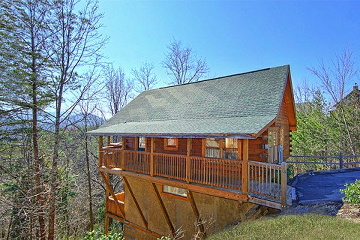 Smoky Mountain Premium Cabin near Dollywood - Splish Splash